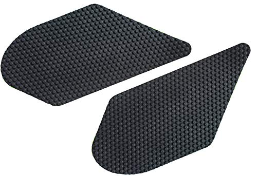 NEX Performance Motorcycle Tank Traction Pad Protector, Universal, Black
