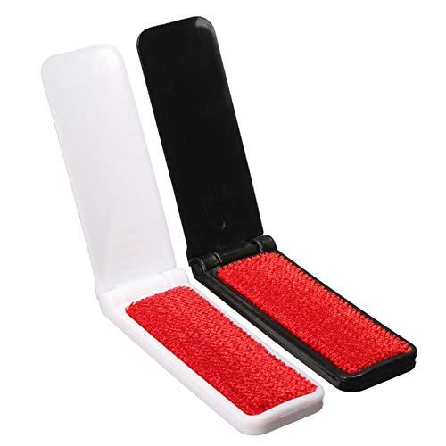 Rullo per la pulizia dei vestiti, Anti-statico PP Fluff Dust Remover Pieghevole Pieghevole Panno Magic Bluff Tessuto Pet Pennello for la pulizia dei capelli Pennello Mini Maglione Dispositivo di lana