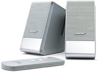 Bose M3 (Micro MusicMonitor) マルチメディアスピーカー(シルバー)