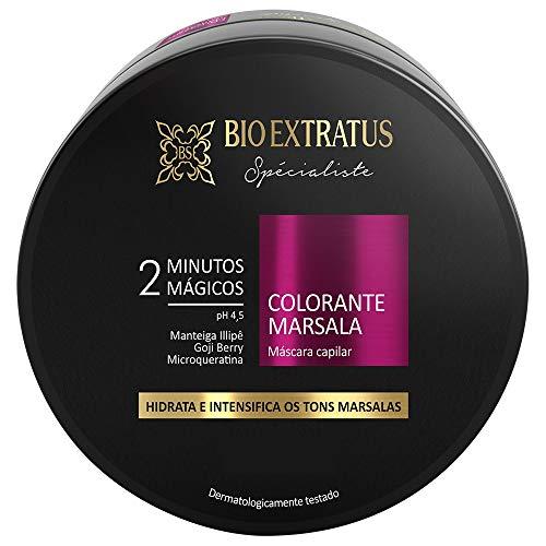 Máscara Colorante Marsala 250g -Bioextratus