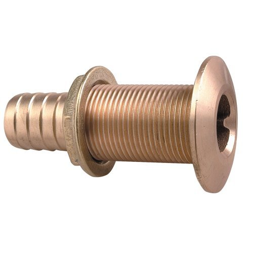 THRUHULL CONNECTOR 1-1/4 Bronze** by PERKO