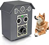 Kaier cat Anti Barking Device,Bark Control Device with Ultrasonic to Stop Dog Bark,Dog Barking Deterrents with Adjustable Level Sonic Bark Up to 50 Ft. Range Safe for Dogs