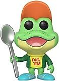 Pop Dig Em Frog Vinyl Figure