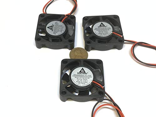 3 Pieces BXR Brand cooling 4cm 40mm 12v fan Exhaust Fan 4010s B27