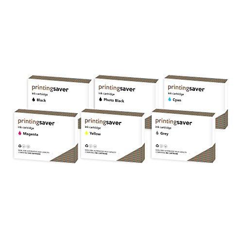 SET compatibili cartucce d'inchiostro per CANON Pixma MG7750 MG7751 MG7752 MG7753 TS8050 TS8051 TS8052 TS8053 TS9050 TS9055