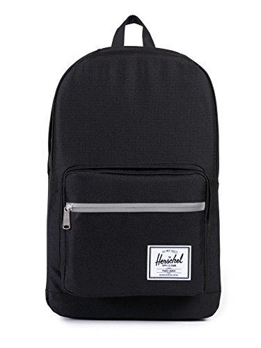Herschel Pop Quiz Backpack, Black, Classic 22L
