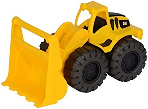 CAT Construction Crew Wheel Loader Vehicle Playset by Caterpillar