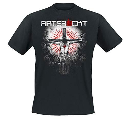 Artefuckt - Stigma, T-Shirt, Farbe: Schwarz, Größe: S
