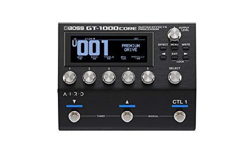 Procesador de efectos de guitarra BOSS GT-1000CORE