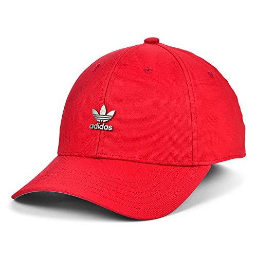adidas Originals Trefoil Arena III Hat Scarlet