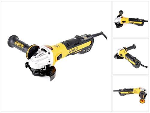 DeWALT DWE4369-QS elektrische haakse slijper 125 mm 1700W BL, zwart/geel