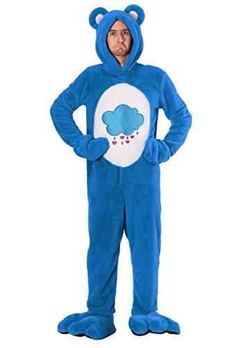 Care Bears Deluxe Mürrischer Bär Kostüm für Erwachsene - M