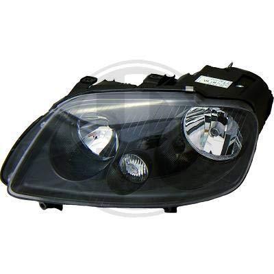 2205685; koplamp links (bestuurderszijde) voor V. Caddy 3 van 2004 tot 2010, Touran van 2004 tot 2006, originele look