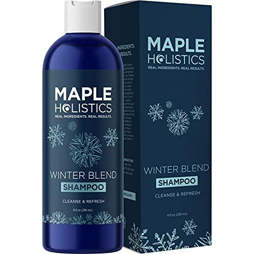 Maple Holistics Winter Blend Limited Edition Shampoo