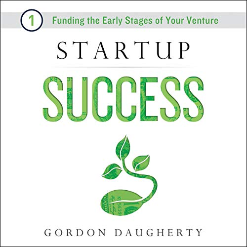 Startup Success audiobook cover art