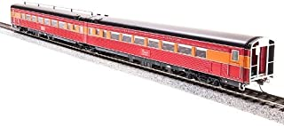 Broadway Limited 1770 HO Articulated Chair Car SP/1953 Morn Daylight #9