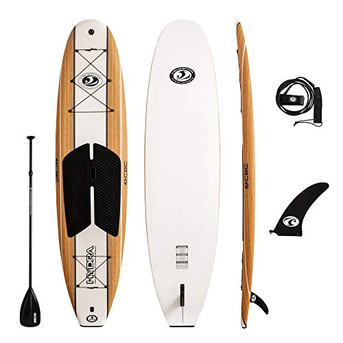 California board company CBC Hydra 10'6 Foam SUP Pkg w/Paddle and...
