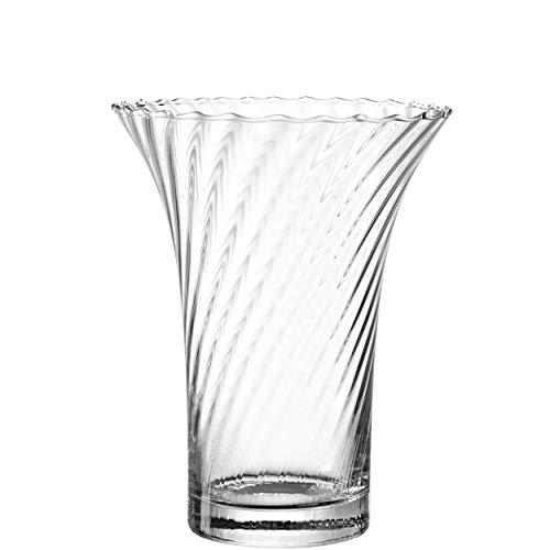 LEONARDO HOME 018610 RAVENNA Vase 22 cm, Glas