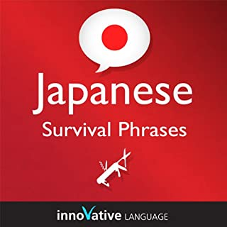 Learn Japanese - Survival Phrases Japanese, Volume 2: Lessons 31-60 cover art