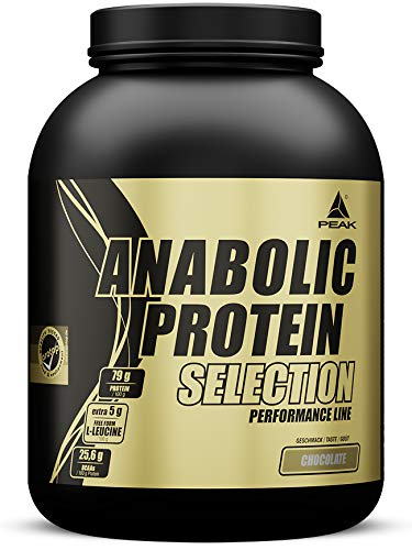 PEAK Anabolic Protein Selection Chocolate 1800g