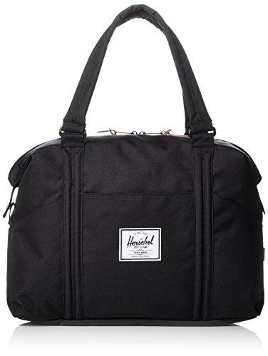 Herschel Strand Shoulder Bag, Black, Classic 28.5L