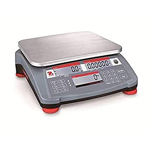 OHAUS RC31P3-M Ranger Count 3000 Escala de conteo, capacidad de 3 kg, 0.1g legibilidad