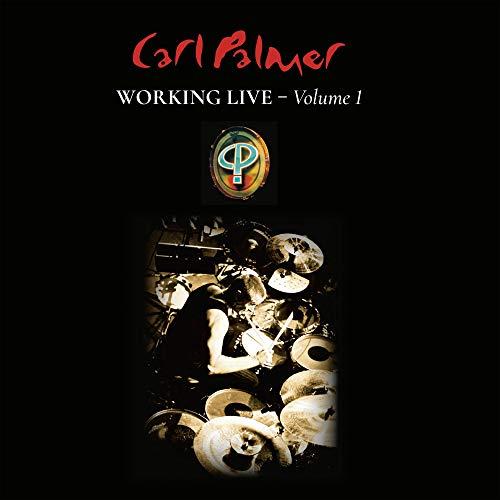 Carl Palmer - Working Live Volume 1 (Limited LP+CD) [Vinyl LP]