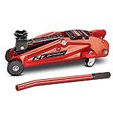 Alltrade Powerbuilt 640181 Garage 2-Ton Trolley Jack