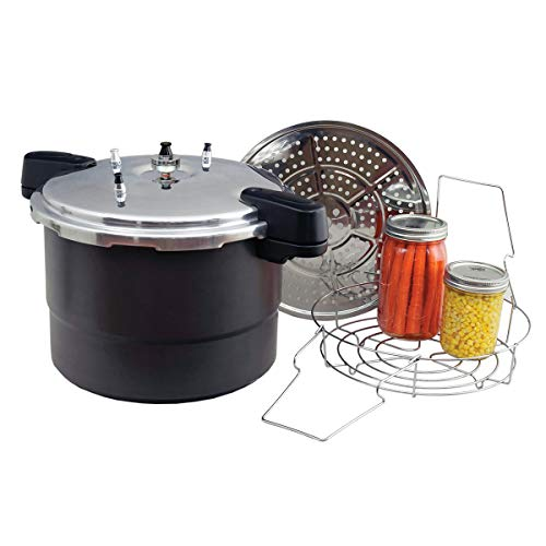 Granite Ware Pressure Canner/Cooker/Steamer, 20-Quart