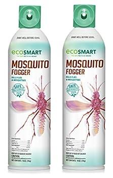EcoSmart Mosquito Fogger 14oz  2 PACK