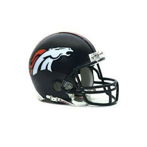 Riddell Denver Broncos Replica Mini Helmet