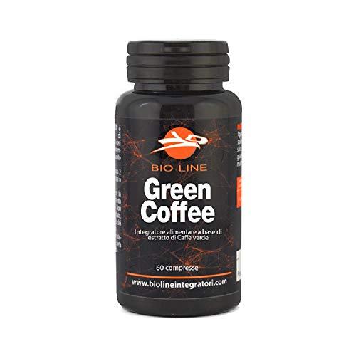 GREEN COFFEE - Integratore alimentare di estratti...