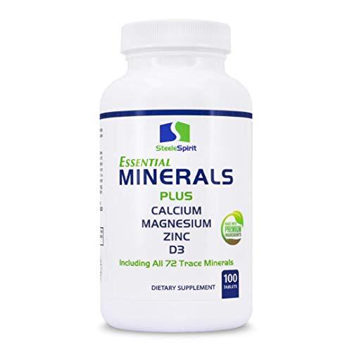 Multimineral with 1000mg Calcium Magnesium Zinc D3