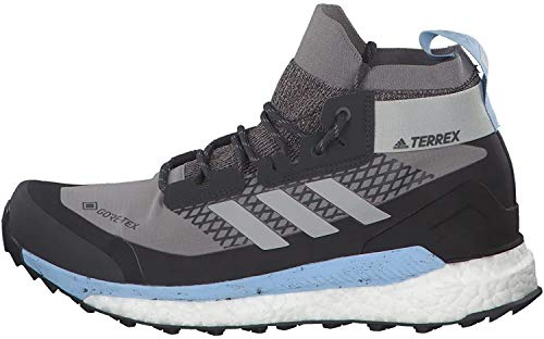 adidas Damen Terrex Free Hiker GTX Traillaufschuh, CHSOGR/GRETWO/GLOBLU, 38 2/3 EU