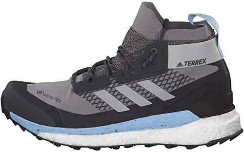 adidas Terrex Free Hiker GTX, Chaussure de Trail Femme, Chsogr/Gretwo/Globlu, 40 EU