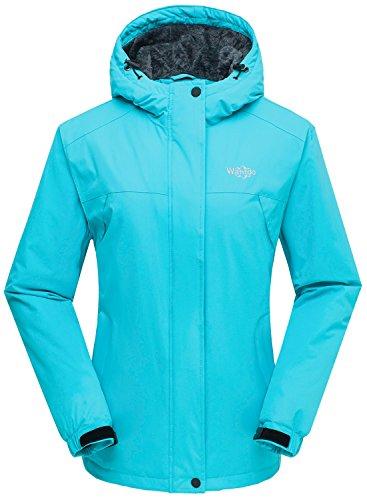 Wantdo Regenjassen voor Dames Ski Jassen Winter