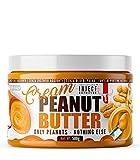 CREAM PEANUT BUTTER (500g) INJECT NUTRITION - Delizioso burro di arachidi realizzato con i...