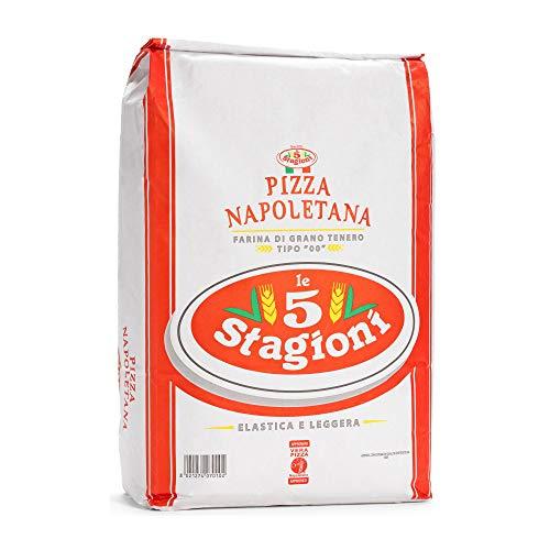 Le 5 Stagioni Pizza Napoletana Pizzamehl Typ 00 / Farina Tipo 00