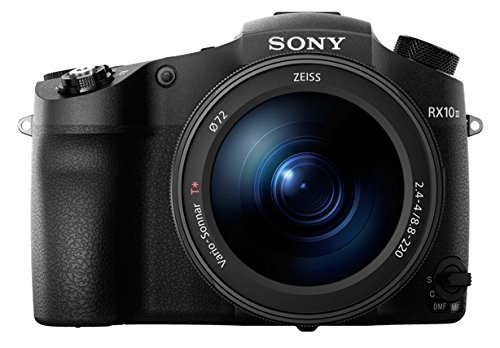 Sony RX10 III Fotocamera Digitale Compatta, Sensore da 1.0'', Ottica 24-600 mm F2.8-4.0 Zeiss, Video 4K