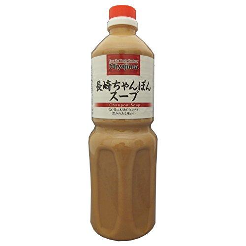 宮島醤油 長崎ちゃんぽんスープ業務用 1160g