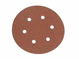 Faithfull AD150240H Hook and Loop Sanding Disc DID2 Holed 150mm x 240g (Pack of 25) (B000C7511Y) | Amazon price tracker / tracking, Amazon price history charts, Amazon price watches, Amazon price drop alerts