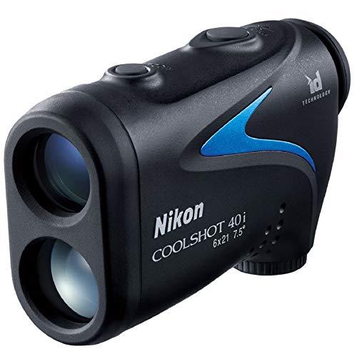 Nikon Coolshot 40i Laser Distanzmesser, schwarz