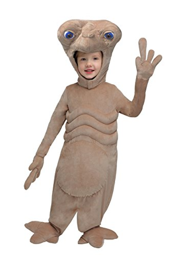 Child's E.T. The Extra-Terrestrial Costume E.T. Toddler - 18MO Brown