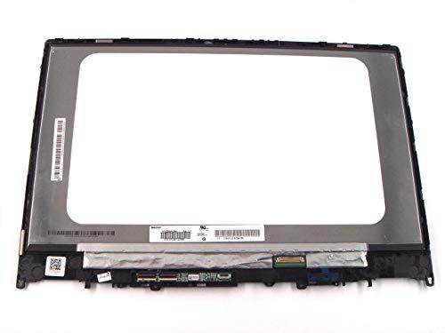 Nuevas piezas de repuesto para Lenovo ideapad Yoga 530-14IKB, Yoga 530-14ARR pantalla LCD táctil HD de 14 pulgadas con bisel 5D10R03188