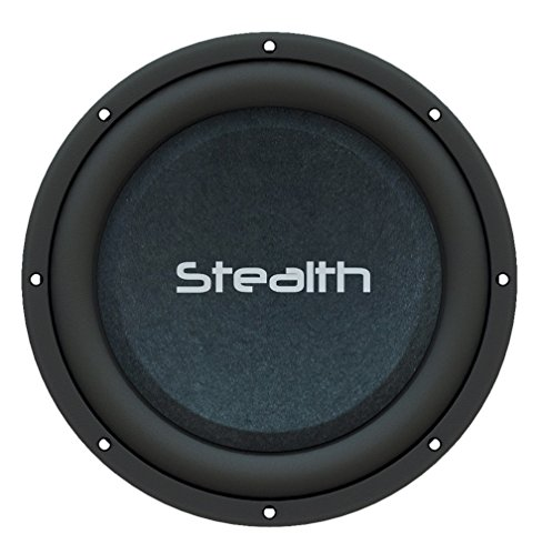 Soundstream stealth-124 700 Watt 30,5 cm Shallow Mount Subwoofer