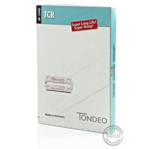Tondeo Klingen TCR (10x10)