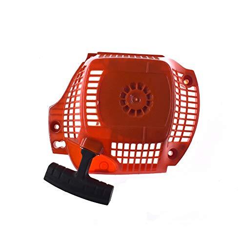 Assy de arranque de retroceso compatible con la motosierra H-usqvarna 450 445 544071604 544071602