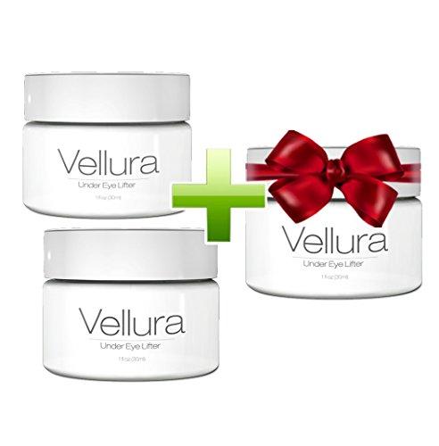 Vellura - Anti-Falten und Anti-Aging-Creme | Kaufe 2 Dosen und erhalte 1 gratis dazu