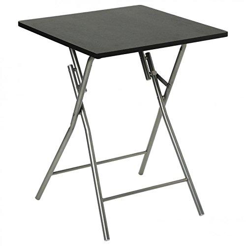 Five Simply Smart - Table Pliante 75cm Basic Noir
