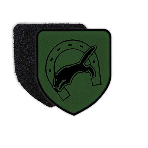 Copytec Patch Panzerbataillon 64 PzBtl Wolfhagen BW die Wölfe Pommern Kaserne #31783
